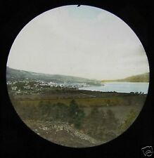 Glass Magic Lantern Slide LLANBERIS C1890 NORTH WALES L66