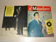 IL MUSICHIERE 1959/6=ACHILLE TOGLIANI=PAUL ANKA=JOHNNY RITTER=CLOWN SCARAMACAI=