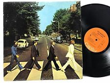 The Beatles Abbey Road Capitol SO-383 Orange Label LP Vinyl Record