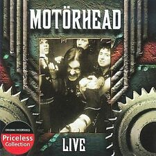 Motorhead - Live (2008 Sealed CD)
