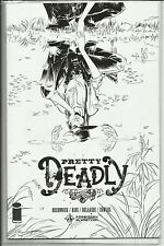 PRETTY DEADLY  # 1  (IMAGE COMICS, 2013)  Forbidden Planet exclusive cover  nm