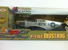 ULTIMATE SOLDIER 1:32 AIRPLANE WWII P-51 B/C MUSTANG XTREME WINGS