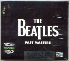 THE BEATLES PAST MASTERS 1 & 2 - 2 CD SET REMASTERED