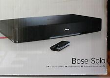 BOSE Solo TV Sound System... NEW!