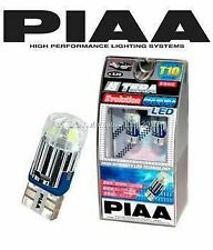 PIAA 520 W5W Tera Evo 6000k LED SIDELIGHT - VERY BRIGHT