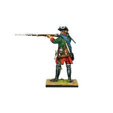 First Legion: Seven Years War, SYW043 Russian Apsheronsky Musketeers w/Blanket