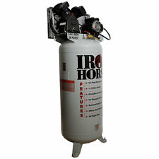 Iron Horse 3.2-HP 60-Gallon Single-Stage Air Compressor (208/230V 1-Phase)
