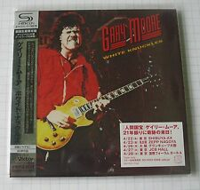 GARY MOORE - White Knuckles JAPAN SHM MINI LP CD NEU VICP-70144 THIN LIZZY