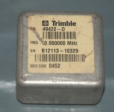 Trimble high stability Oscillator OCXO 49422-0