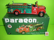 TEXACO 1st GEAR 19-2368 PARAGON 1960 MACK B61 FOAM UNIT FIRE TRUCK NEW