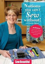 Notions You Can't Sew Without! With Connie Palmer [DVD]