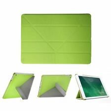 GREEN PU Leather Folio Stand Ultra Slim Cover Case for APPLE iPad Air iPad 5