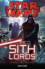 R*19.09.2016 Star Wars(TM) - Die Sith-Lords von Paul S. Kemp (2016, Taschenbuch)