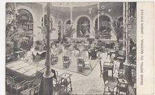 Italy, Rome, Grand Hotel du Quirinal, Jardin D'Hiver Postcard, B274