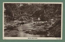 C1910'S RP PC BROCK BOTTOMS NEAR PRESTON - LOCAL PUBLISHER