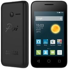 "Brand New Alcatel Pixi 3 - 3.5"" **Sim Free** (Unlocked) - Android 4.4- Black"