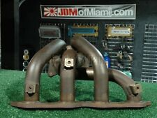 TOYOTA 4A-GE HEADER / 4AGE 20valve Black Top Exhaust Manifold 4A Corolla