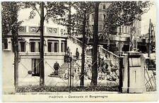 Cartolina Formato Piccolo - Padova - Cavalcavia Di Borgomagno Non Viaggiata