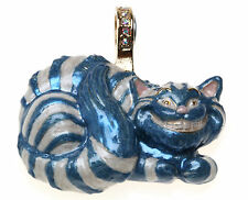 KIRKS FOLLY CHESHIRE CAT MAGNETIC ENHANCER goldtone