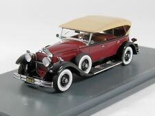 Neo Packard 733 Standard 8 Sport 1930 dkl.-rot/schwarz 1:43 (44630)