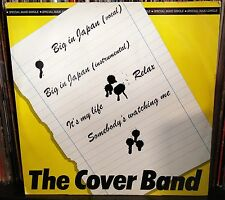 """The Cover Band-Relax/Big In Japan Mix 12"""" Italo Disco VG+ Sensation Records 1984"""