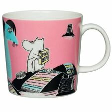 Brand new rare Moomin Mug - Keep Waters Clean - Arabia Muumi (Håll Sverige Rent)