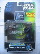 STAR WARS BLISTER  ELECTRONIC POWER FX EMPEROR PALPATINE