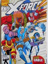 X-FORCE n°8 1992 ed. Marvel Comics [SA1]