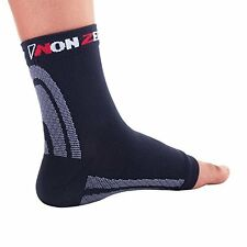 Nonzero Gravity Planter Fasciitis Foot Sleeves - Heel Arch Support / Ankle Sock