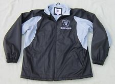 G-III OAKLAND RAIDERS COAT/JACKET Medium/Large WARM Waterproof