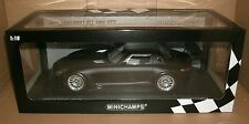 1/18 Mercedes SLS AMG GT3 Model - 2011 Street Version - Matte Black 151-113101