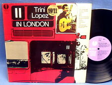 LP TRINI LOPEZ - IN LONDON / ROLLING STONES COVERV. LADY JANE / UK ENGLAND