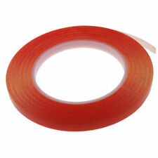 1mm Double Side Adhesive Sticker Tape Glue For Cellphone LCD Touch Screen Red