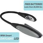 Con Clip luce LED dimensione da viaggio lampada- Notte Lettura luce-auto -