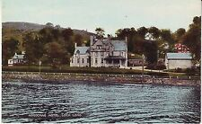 UK Scotland Loch Long - Hotel Arrochar old unused postcard