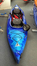 Drifter 12T Deluxe Double recreation fishing kayak package with paddles PFDs