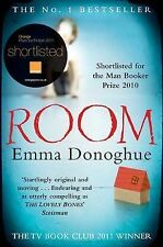 Room, By Emma Donoghue,in Used but Acceptable condition