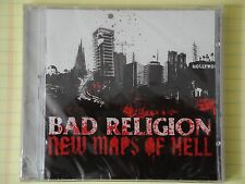 Bad Religion, New Maps of Hell, LP, Alternative Grunge Music, Epitaph Records,