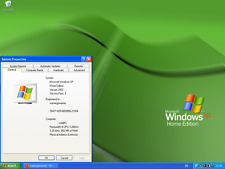 Windows XP sp3 Home Edition Install | Boot | Recovery | Restore CD Disc Disk OEM