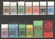 Leeward Islands Sc 103-115 Margin Copies XF OG UMM MNH