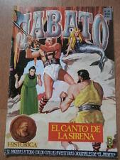 Jabato. Edición Histórica. El canto de la sirena. Nº 36