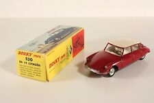 Dinky Toys 530, Citroen DS 19, Mint in Box                        #ab1733