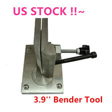 US STOCK ! Dual-axis Metal Sheet Sign Letter Angle Bender Aluminum Bending Tool