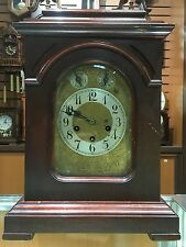 JUNGHANS Mantel Clock With Triple Chime