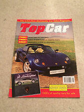 TOP CAR Magazine - Quality Cars For Sale May 1998