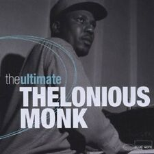 "THELONIOUS MONK ""THE ULTIMATE"" 2 CD NEU"