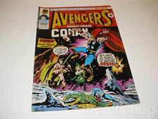 Marvel Comics ~ The Avengers and the Savage Sword of Conan ~ No.132 1976