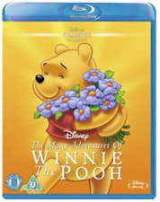 Winnie the Pooh: The Many Adventures of Winnie the Pooh  Blu-ray NEW
