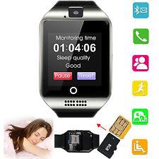 NFC Bluetooth Smart Wrist Watch Phone Touch Screen For Motorola G E Samsung S7 6