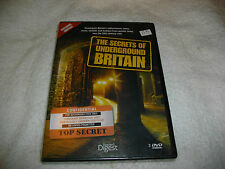 the secrets of underground britain readers digest 3 dvd 2009